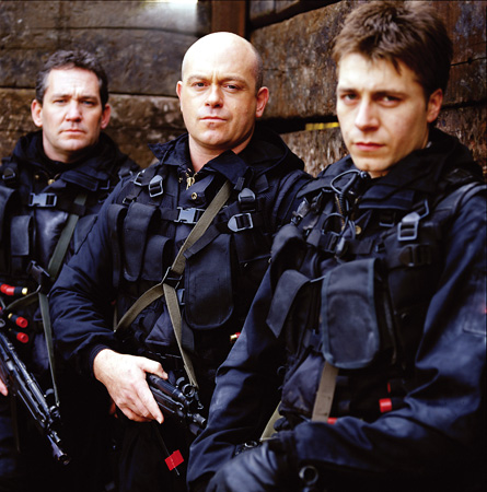Ultimate Force On Cbs Action