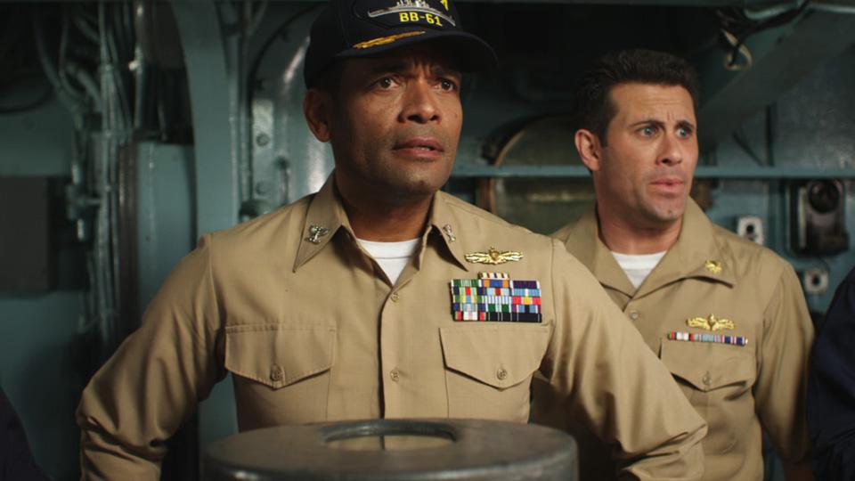 American Warships: Początek inwazji