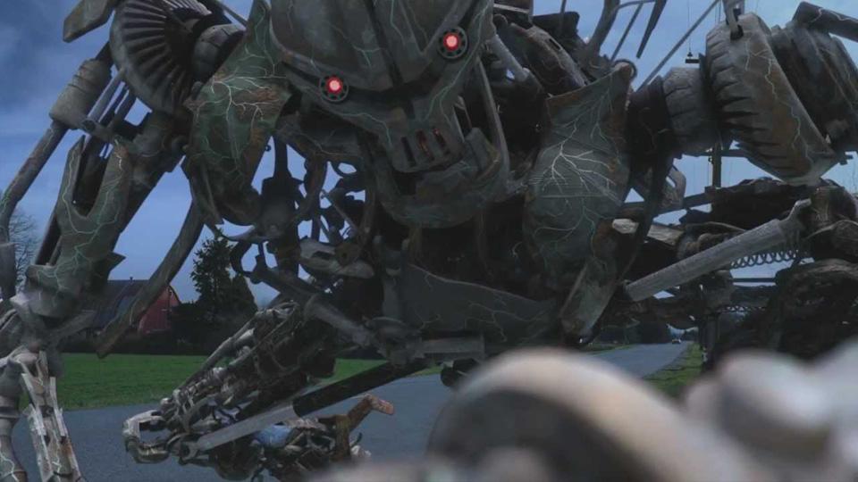 Śmiercionośny robot