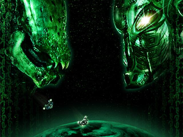 AVH: Alien Vs Hunter
