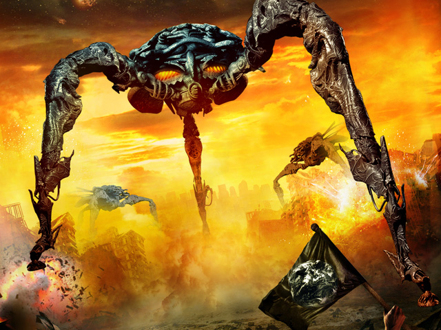 War Of The Worlds II: The Next Wave